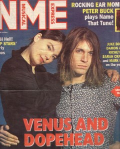 bjork and evan dando nme cover